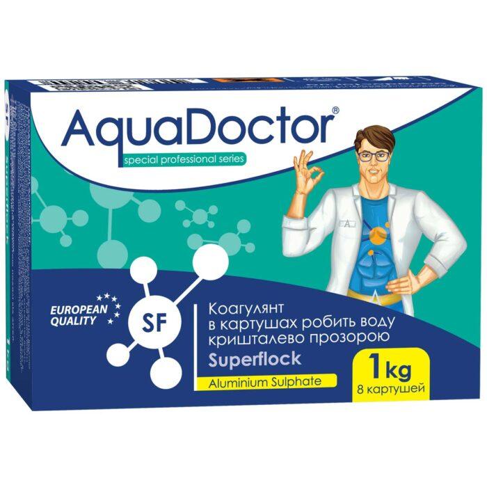 Засіб проти каламутності AquaDoctor Superflock