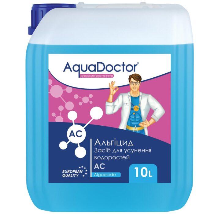 Альгіцид AquaDoctor AC (10 л)