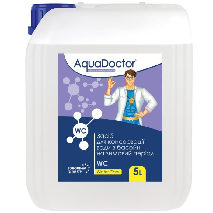 Средство для консервации воды в бассейне AquaDoctor Winter Care (5 л)