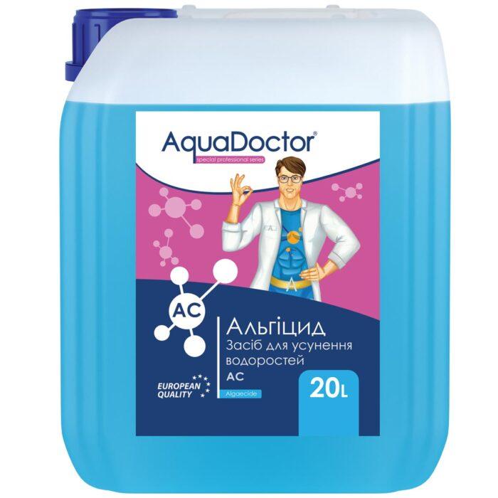 Альгіцид AquaDoctor AC (20 л)
