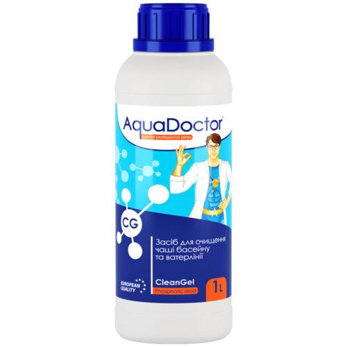 Средство для очистки ватерлинии AquaDoctor CG CleanGel (1 л)