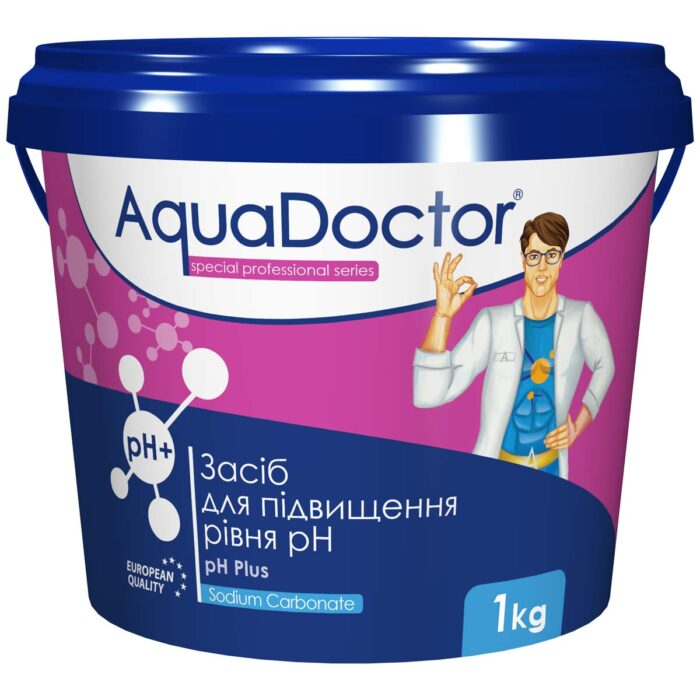 Засiб для підвищення рівня pH AquaDoctor pH Plus (1 кг)