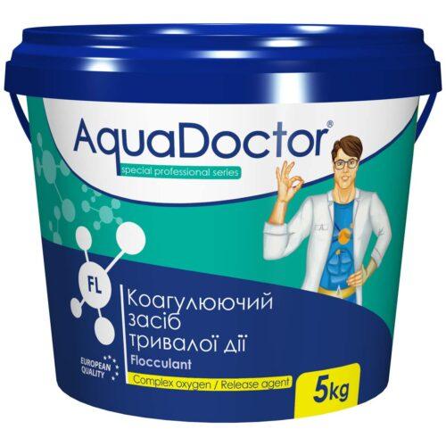 Средство против мутности AquaDoctor FL (5 кг)