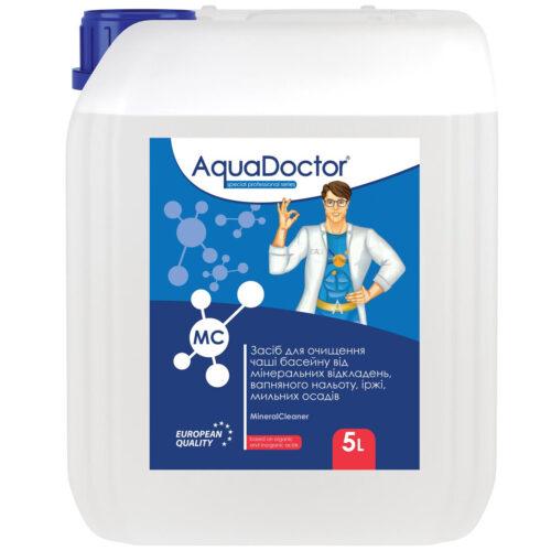 Средство для очистки чаши AquaDoctor MC MineralCleaner (5 л)