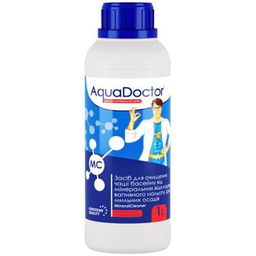 Засіб для очищення чаші басейну AquaDoctor MC MineralCleaner