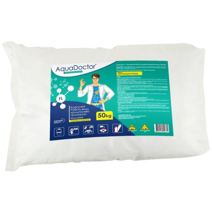 Средство против мутности AquaDoctor FL (50 кг)