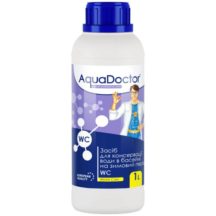 Засіб для консервації води у басейні AquaDoctor Winter Care (1 л)