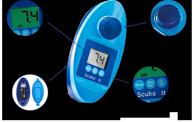 Конструктивные особенности и комплектация тестера AquaDoctor LAB 5 в 1