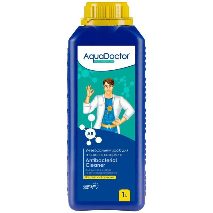 Універсальний засіб для очищення поверхонь AquaDoctor AB Antibacterial Cleaner